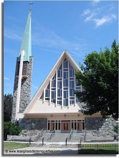 Curé à Ste-Jeanne d'Arc (1991-2002)