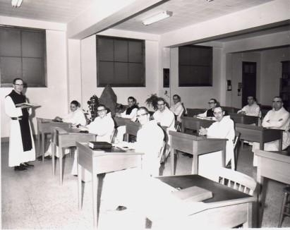Maître des novices (1967-1970)