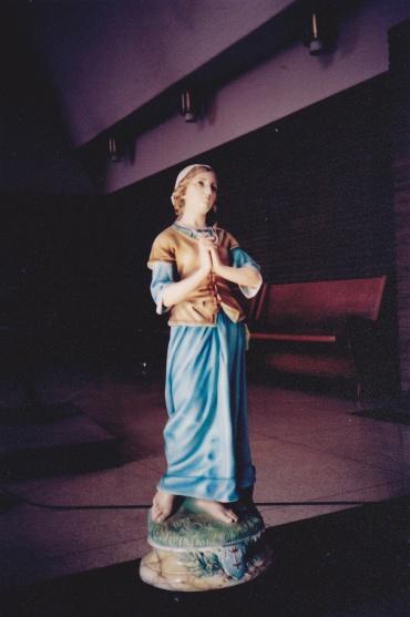 Don du nouveau père abbé, dom Yvon Moreau (1990-2008)