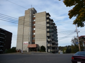Immeuble de mon ermitage (2012)