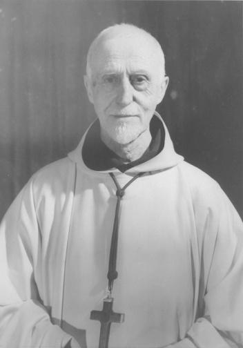 Dom Pacôme Gaboury (+1964) ... 51 ans d'abbatiat!