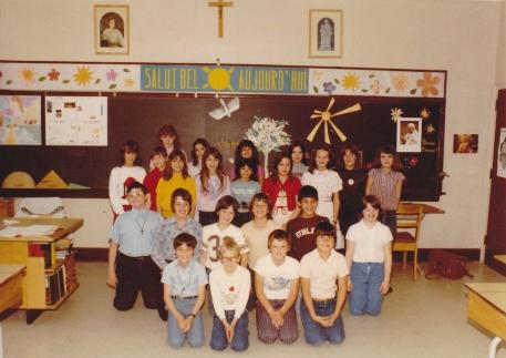 École St-Louis-de-Gonzague