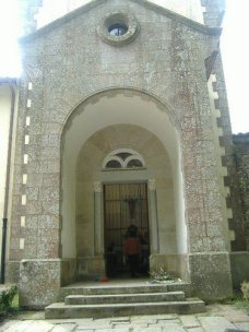 Chapelle du tombeau de saint Bruno