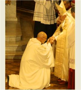 Visite de Benoit XVI en octobre 2011