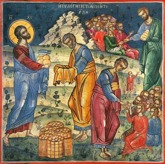 Jésus-et-la-multiplication-des-pains