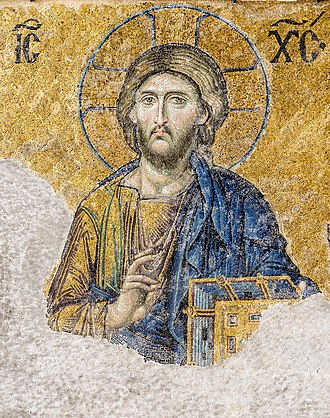 330px-Christ_Pantocrator_Deesis_mosaic_Hagia_Sophia
