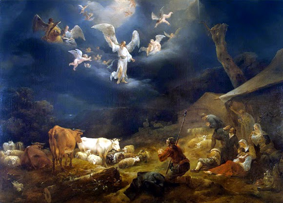 Annunciation-to-the-Shepherds