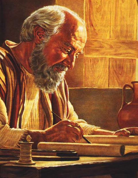ecrivain-de-la-Bible